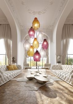 Transformation lies at the heart of the mesmerizing design. It has been born out of hundred year old traditional forms and adapted into organic, modern shapes. Every moment is unique, never the same, always surprising, and designed to transform any interior into an extraordinary, atmospheric place. Designed by Jaroslav Bejvl jr. #lighting #interior #design #collections #bejvl #craftsmanship #bohemian #glass #history #art