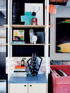 Perth's Alex Hotel   designers Arent & Pyke   Kora vase by Studiopepe and ceramic vessels by Tania Rolland