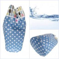 zwem/gym tas      hemelsblauw stip Toms, Sport, Sneakers, Model, Accessories, Tennis, Deporte, Slippers