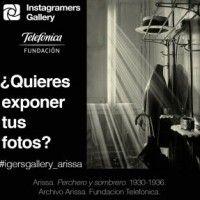 """""""Arisa. La sombra y el fotógrafo, 1922-1936"""" #igersgallery_arissa #photo #instagramers http://shortit.es/VTwAcwx3DC"""