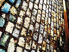 electronic cobblestones