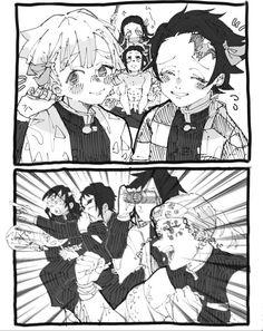 Đọc Truyện 《Kimetsu No Yaiba》Fanart + Doujinshi - 😃 - - Wattpad - Wattpad Animes Yandere, Fanarts Anime, Anime Films, Anime Characters, Anime Angel, Anime Demon, Haikyuu Anime, Anime Naruto, Otaku Anime