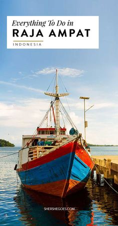 In the far east of Indonesia, you'll find the paradise of Raja Ampat. Here's a guide to scuba diving, snorkeling and sightseeing on the islands of Papua.