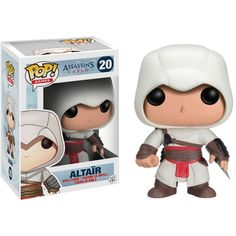 Funko - Assassin's Creed: Altair POP! Vinyl Figure - Multi, 3729
