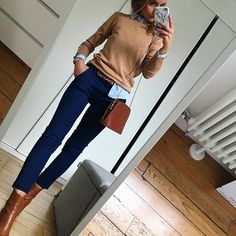 Work and Office Outfits Ideas for Women Check work outfits women professional office wear fall, work Casual Work Outfits, Winter Outfits For Work, Business Casual Outfits, Business Attire, Mode Outfits, Office Outfits, Work Attire, Work Casual, Fall Outfits
