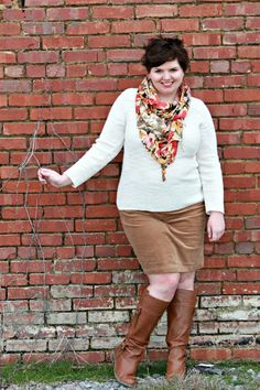 Hems for Her Trendy Plus Size Fashion for Women: Attitude Re-BOOT