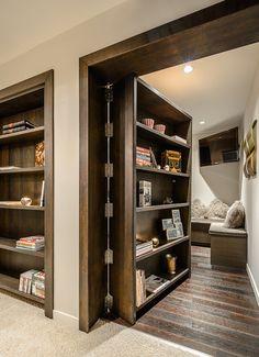 puerta biblioteca