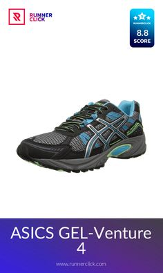 ASICS GEL-Venture 4 Asics Gel Venture, Running Equipment, Running Shoe Reviews, Asics Running Shoes, Older Models, Workout Shoes, Trail Shoes, Types Of Shoes, How To Run Longer