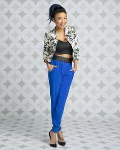Jeannie Mai Clothes