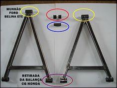 4x4 Brasil - Portal Off-Road - Fórum 4x4 Go Kart Frame Plans, Quad Parts, Kart Cross, Industrial Engineering, Buggy, Kit Cars, Alternative Energy, Cars And Motorcycles, Honda