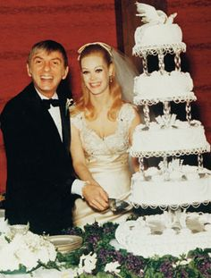 Candy and Aaron Spelling married in 1968. Their marriage lasted 38 years until his death in 2006.