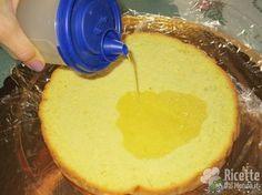 Come fare la bagna per torte   RicetteDalMondo.it