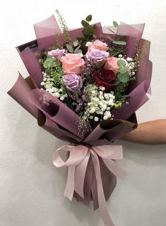 - You are in the right place about garden backg - Boquette Flowers, Flower Bouquet Diy, Beautiful Bouquet Of Flowers, Luxury Flowers, Floral Bouquets, Beautiful Flowers, Valentine's Day Flower Arrangements, Flower Box Gift, Arte Floral