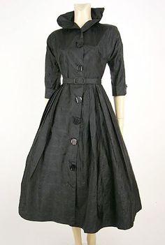 50's dress coat