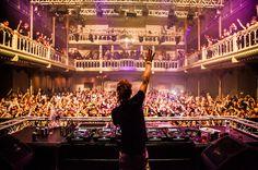 Los clubes más legendarios de Amsterdam | THUMP Edm Music, Amsterdam, Club, House Music, Concert, Concerts
