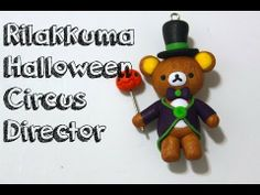 ▶ ★ Rilakkuma's Creepy Carnival Rilakkuma Halloween Circus Director