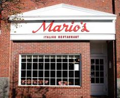 Mario's is a landmark in Lexington Center right at the main intersection on Massachusetts Avenue. This famous Italian Family Restaurant has and is the spot for Italian American Fare. Mario's has a small cozy casual atmosphere with the classic red and white checkered table clothes and a B.Y.O.B policy, which is the greatest thing ever. All year round you will find generations of Lexington's finest ordering up appetizers,subs, salads, pastas and pizzas. Mario's is the cornerstone of Lexington…