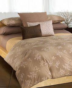 Calvin Klein Home Bedding, Rice Grass Collection - Bedding Collections - Bed & Bath - Macy's
