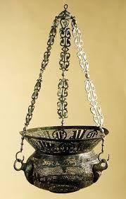 Bilderesultat for 10th century lamp