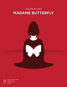 Madame Butterfly by Giacomo Puccini on Behance
