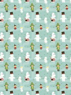 mummins-01 fabric by katja_saburova on Spoonflower - custom fabric