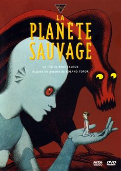 El planeta salvaje - La planéte sauvage (1973) | Es arte y es lección...