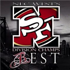There the Best Alright Sf Forty Niners, Sf Niners, Nfl 49ers, 49ers Fans, 49ers Nation, Nfc West, San Francisco 49ers, American Football, Football Team