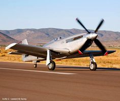P-51 Galloping Ghost