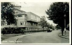 Rhijnvis Feithlaan, Sophia Ziekenhuis, 1936-1940.