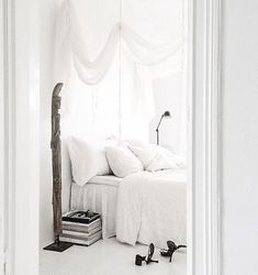 my scandinavian home: The stunning monochrome home of a Swedish stylist