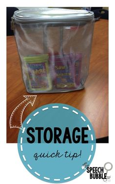 Here is a great tip on how to use all those little 'sample' bag that we end up collecting and that take up space at home.