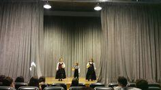 Clausura das escolas municipais de gaita, percusión, pandeireta e baile tradicioinais.