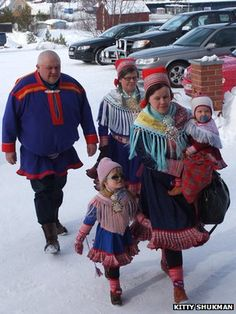 A changing climate and developing industry threaten traditional Sami lifestyles.