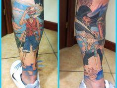 15 Tatuajes de One Piece - - Taringa!