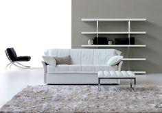 Via Moretti Rosini UK. Outdoor Sofa, Outdoor Furniture, Outdoor Decor, Italian Sofa, Sofa Beds, Couch, Upholstered Furniture, Showroom, Grande