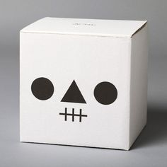 Nice packaging from Acne Jr