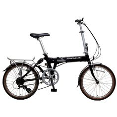 Bicicleta Dobrável Soul Cycles FS7 By Dahon :: FreeCycle