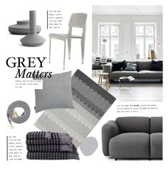 """""""Grey Matters"""" by ashley-rebecca ❤ liked on Polyvore featuring interior, interiors, interior design, home, home decor, interior decorating, Swell, Home, grey and colorchallenge"""