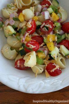 Farmer's Market Pasta Salad