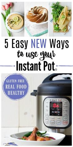 The Instant Pot is a