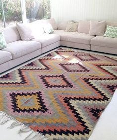 Carpet Cleaning Tips. Discover These Carpet Cleaning Tips And Secrets. You can utilize all the carpet cleaning tips in the world, and guess exactly what? You still most likely can't get your carpet as clean on your own as a pr Vintage Kilim Rug, Red Rug Bedroom, Room Rugs, Cool Rugs, Carpet Cleaning Hacks, Rugs, How To Clean Carpet, Rugs On Carpet, Rugs In Living Room