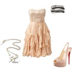 Kaite's Dress!, created by jordandaniellecarey