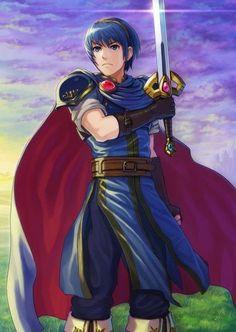 Prince Marth of Altea | Fire Emblem: Shadow Dragon/ Heroes