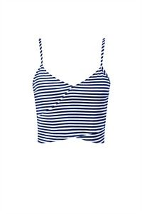 Stripe Crop Top from Mr Price Mr Price Clothing, Striped Crop Top, Crop Tops, Clothes, Women, Fashion, Tall Clothing, Moda, Fashion Styles