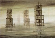 Tanguy Yve Kay Sage | Artist Spolight: Yves Tanguy and Kay Sage | Oil Painting Express