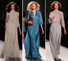 Jenny Packham Spring/Summer 2014 RTW - New York Fashion Week  #NYFW   #MBFW   #fashionweek