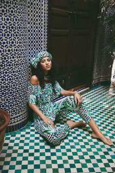 MARRAKECH DREAMS – Spell & the Gypsy Collective