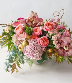 Fall Floral Finery