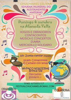 Festival Chuchamel en Cangas 2015
