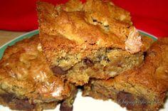 Recipe: Paula Deen's Blonde Brownies